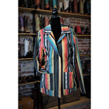 Women's Serape Outback Maddox Jacket-Atomic 79