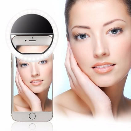 Selfie Ring Light para Celular