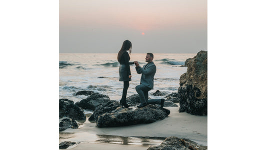 how to plan your perfect surprise proposal Abrau Jewelry blog post