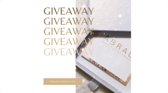 Abrau Jewelry | Law & Order + Mother's Day Giveaway