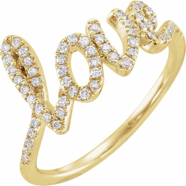 love diamond ring valentine's day gifts