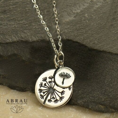 Gifts for Mom - Dandelion Charm Necklace