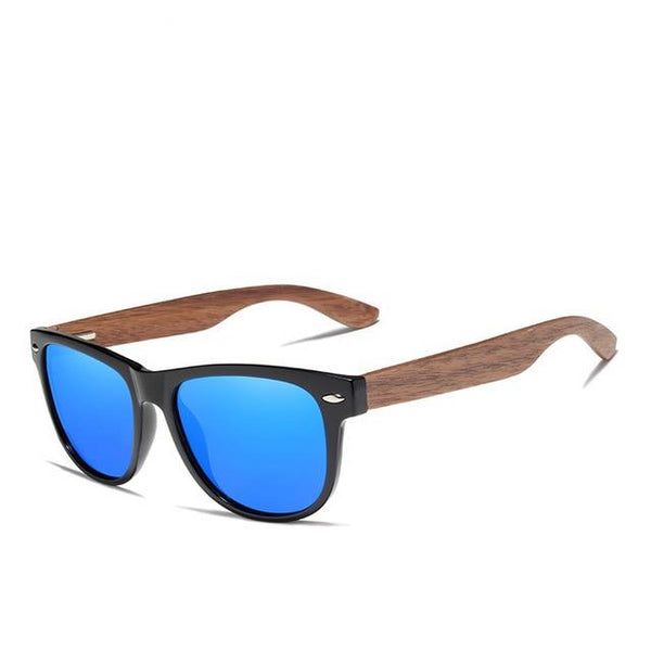 Wood Polarized Sunglasses
