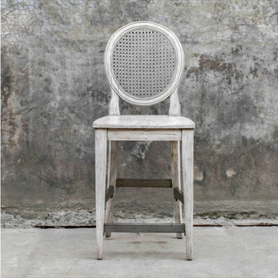 French Provincial Counter Stool