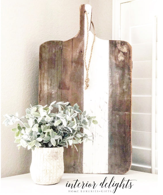 Rustic Wooden Layering Board