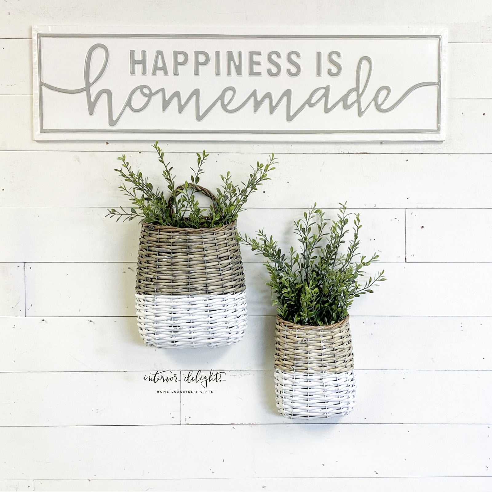 SIGN- Happiness is Homemade - Interior Delights Parker