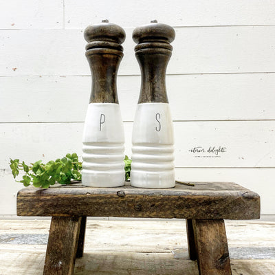 Salt & Pepper Mills - Interior Delights