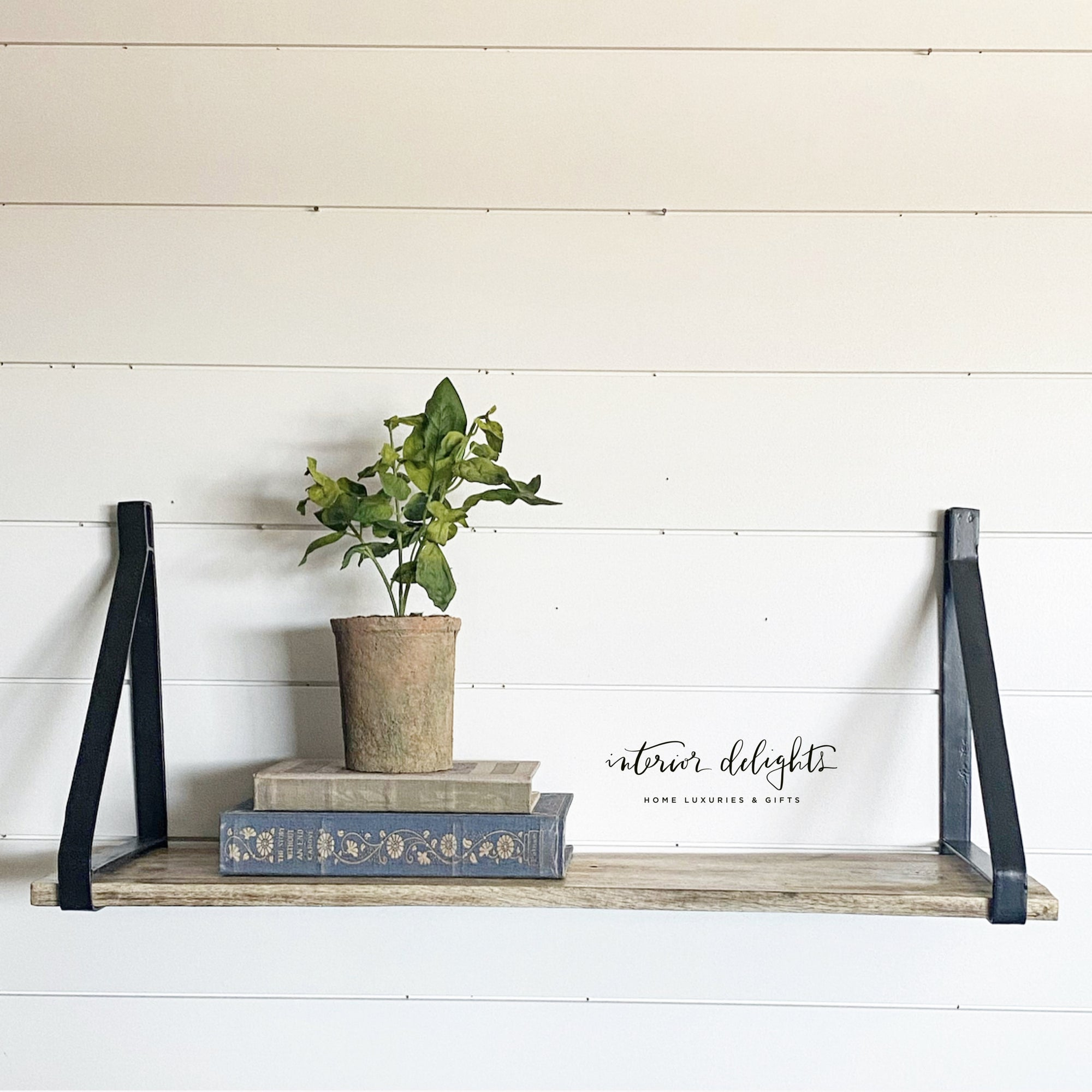 "30"" Wood Wall Shelf"