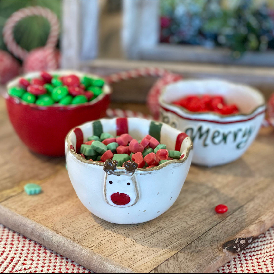 Industrial Side Table - Interior Delights Parker