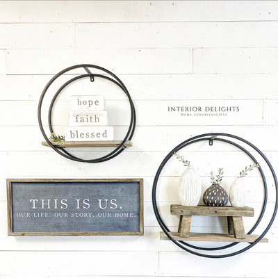 This is us sign - Interior Delights Parker