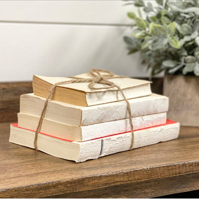 Reclaimed Book Bundles
