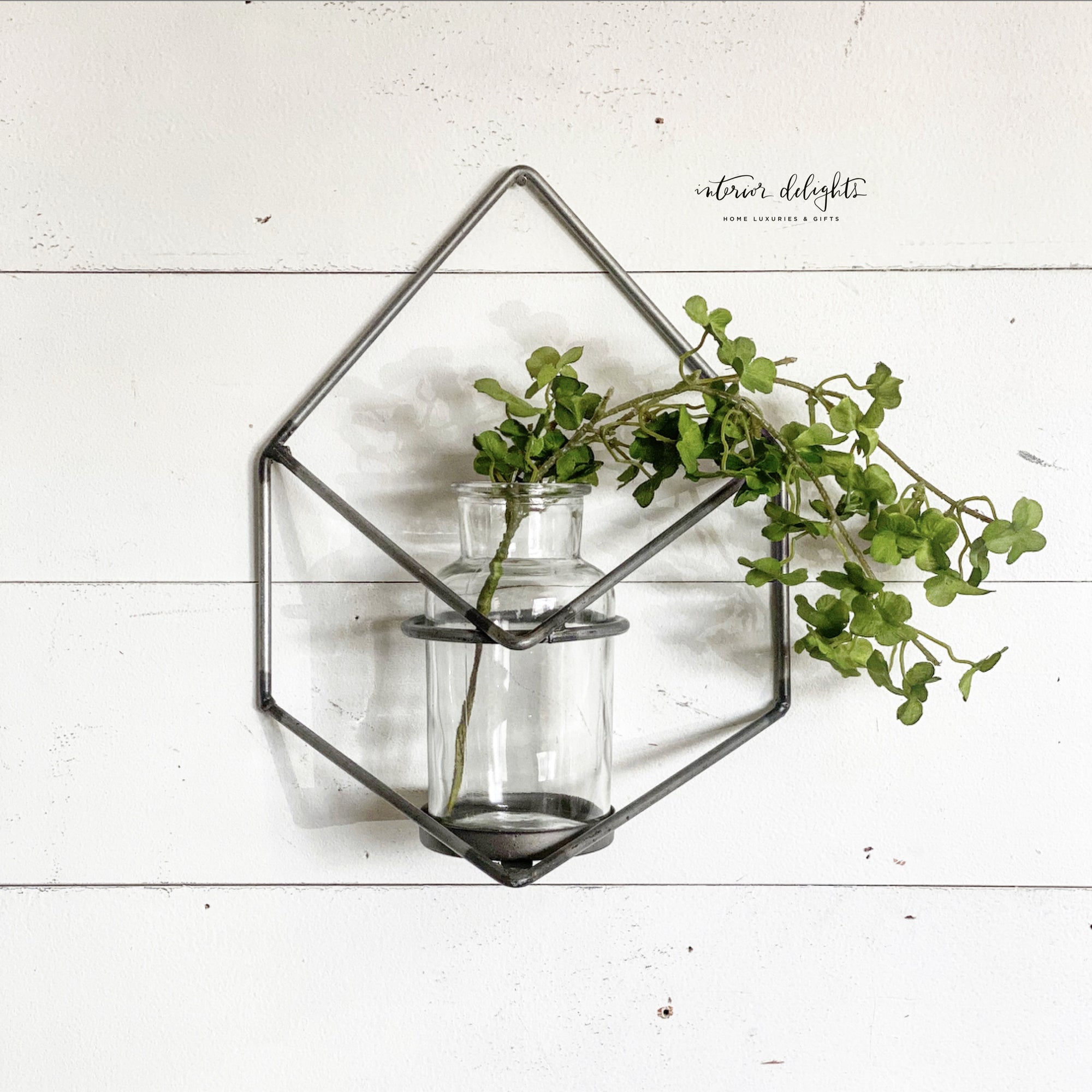 Hexagon Wall Hanger - Interior Delights Parker