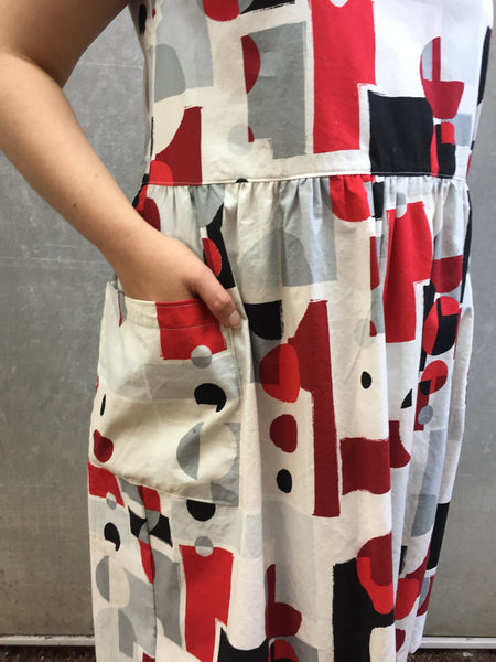Ursa Sundress - Prototypes in Assorted Fabrics