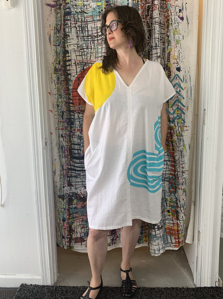 Short Caftan -  Sun + Sea