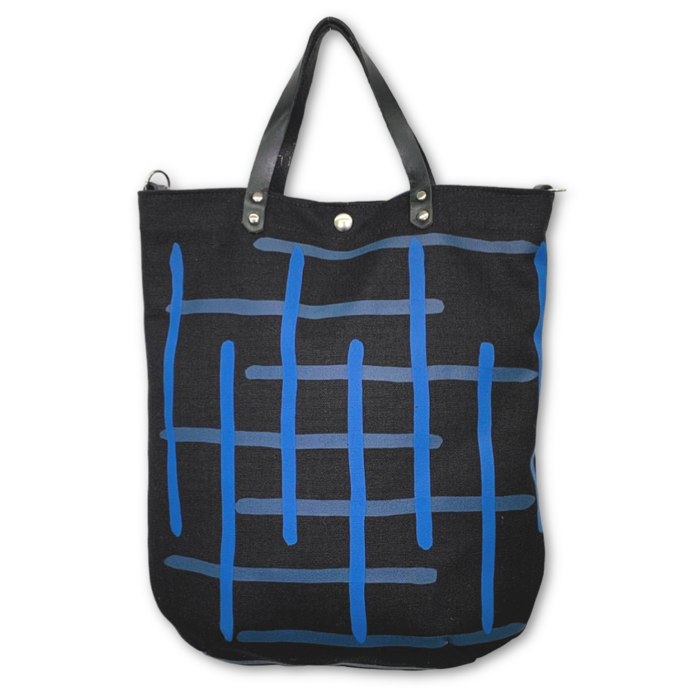 U-Tote Bag - Double Lines