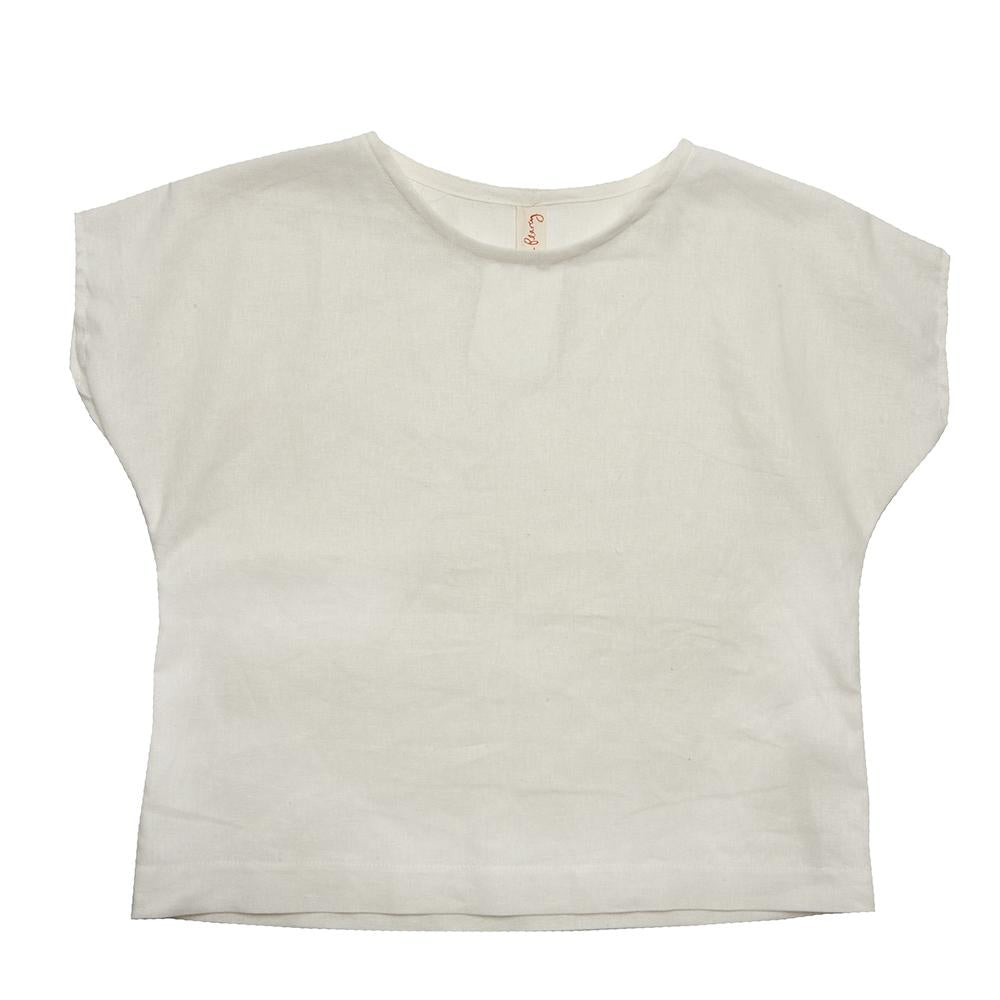 Ida Top - Natural White