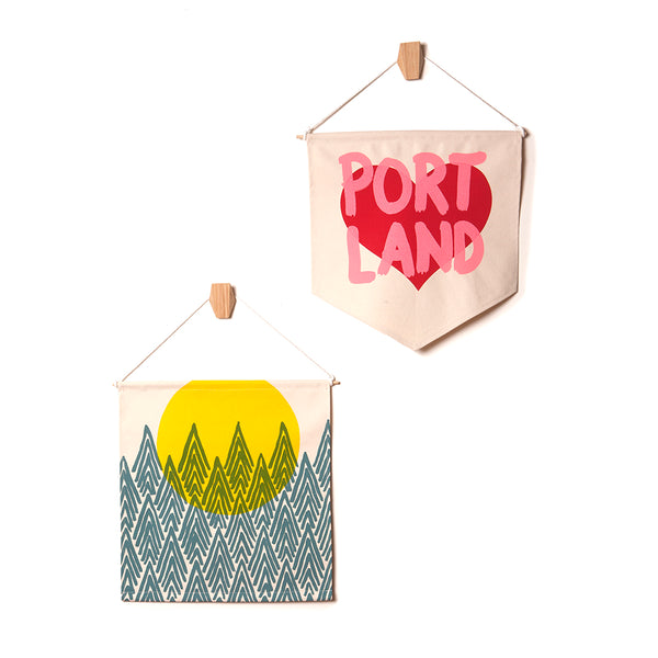 Wall Hanging - Portland Love
