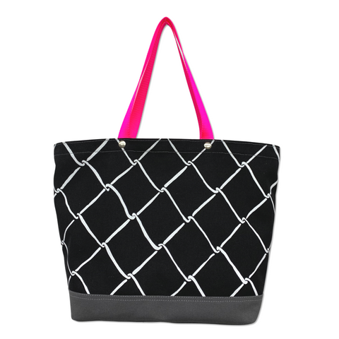 OOAK Vessel Tote Bag - 'Chainlink'