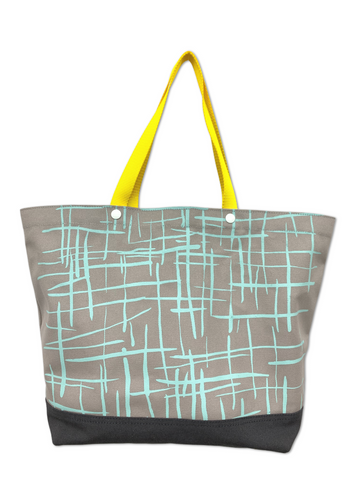 OOAK Vessel Tote Bag - 'Hatch'