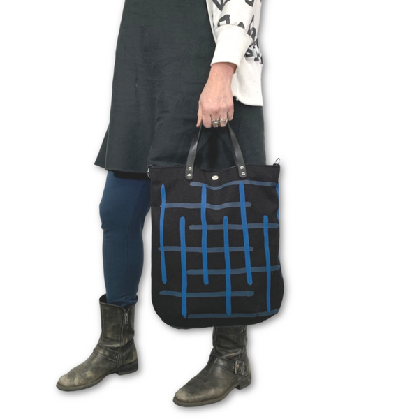 U-Tote Bag - Chainlink