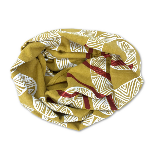 Loop Scarf - 'Serpent'