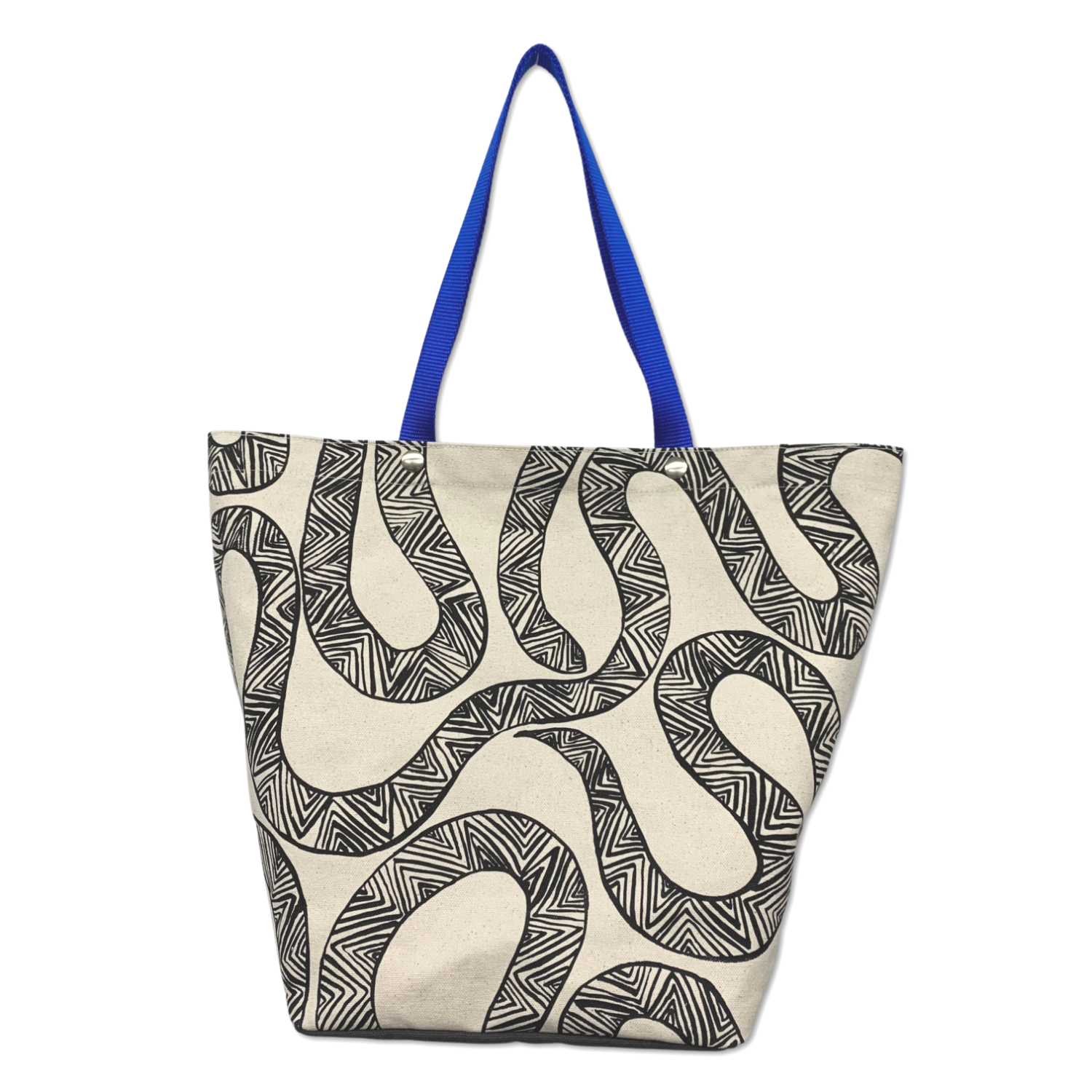 OOAK Vessel Tote Bag - 'Serpent'