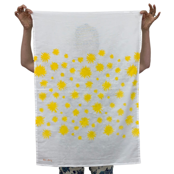Tea Towel -  Dandelion