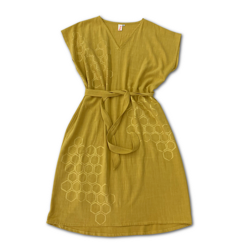 Vida Dress - Honeycomb