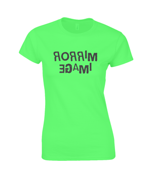 Mirror Image - women's t-shirt