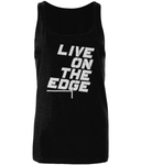 Live On The Edge - women's tank top
