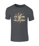 I Am The Arbiter Of The Universe - youth's t-shirt