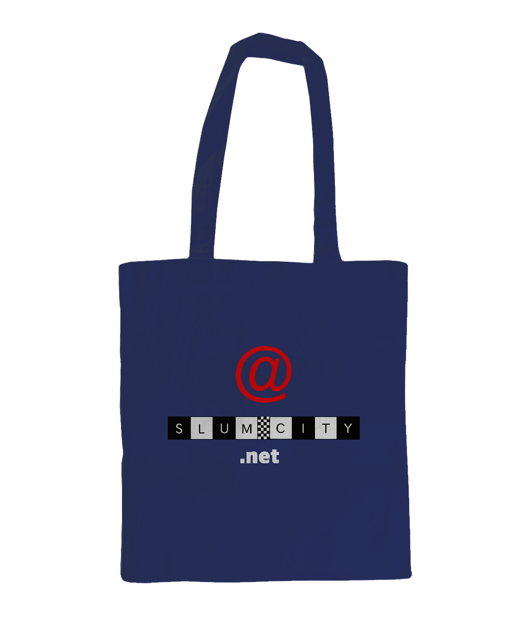@ Slum City - tote bag