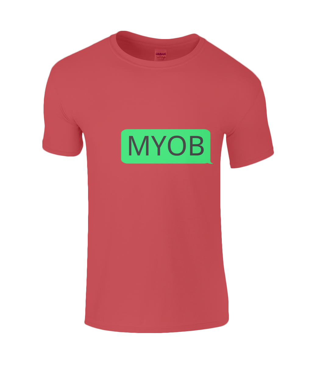 Myob - youth's t-shirt