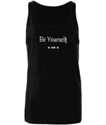 Be Yourself - women's tank top