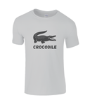 Crocodile - kid's t-shirt