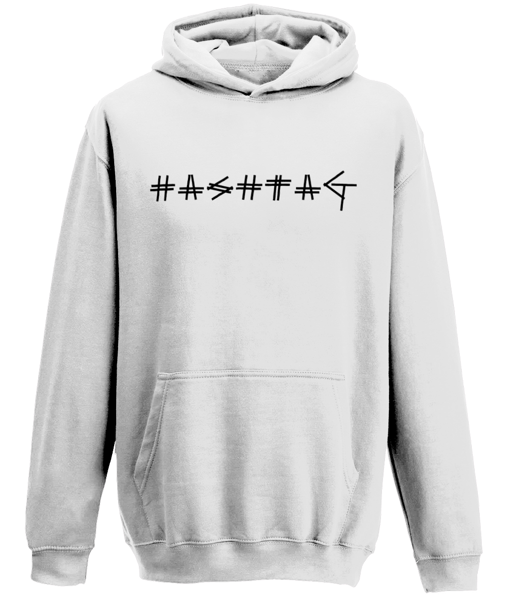 Hashtag - youth's hoodie