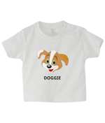 Doggie - infant's t-shirt