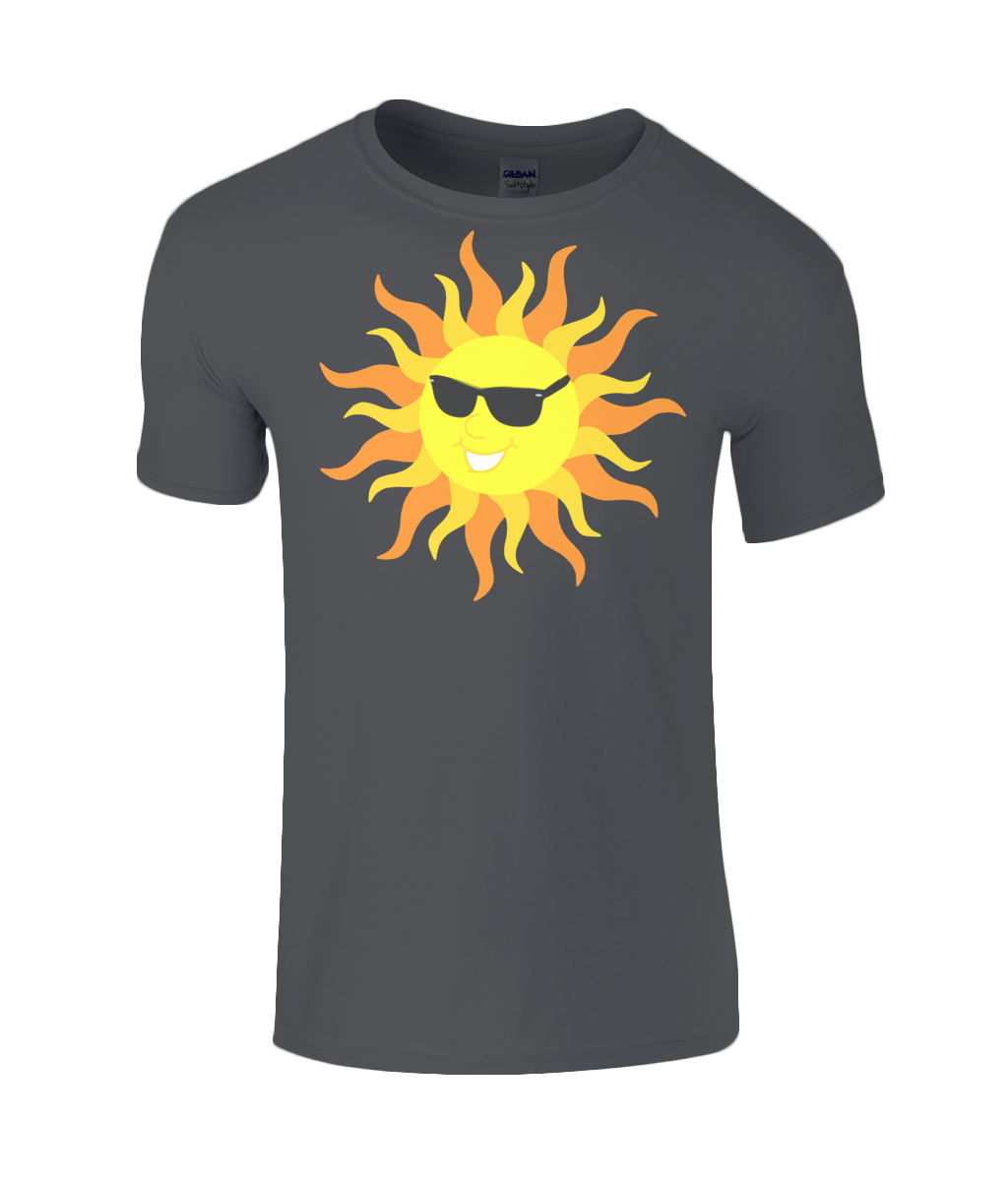 Sun - youth's t-shirt