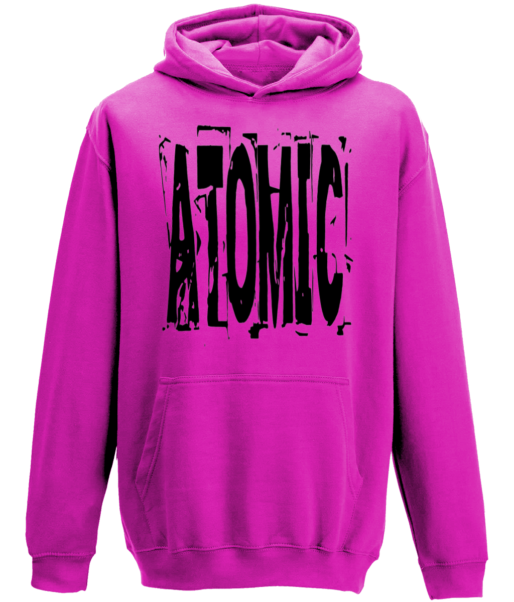 Atomic - youth's hoodie