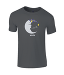 Moon - kid's t-shirt