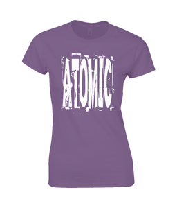 Atomic - women's t-shirt
