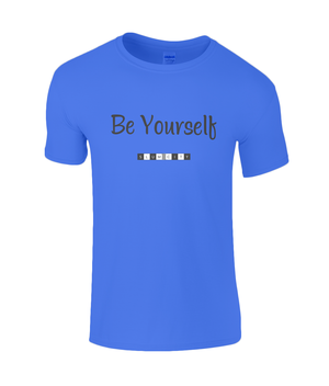 Be Yourself - men's t-shirt