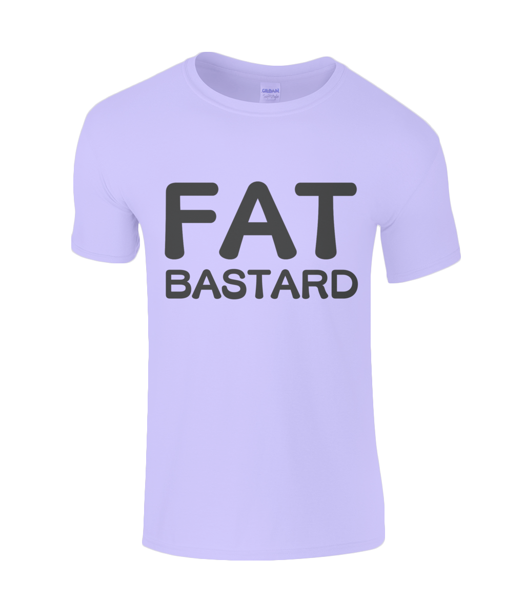 Fat Bastard - men's t-shirt