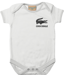 Crocodile - baby bodysuit
