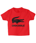 Crocodile - infant's t-shirt