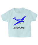 Aeroplane - infant's t-shirt
