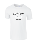London Est: Who Cares? - youth's t-shirt