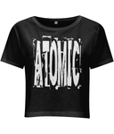 Atomic - women's crop top
