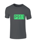 p911 - youth's t-shirt