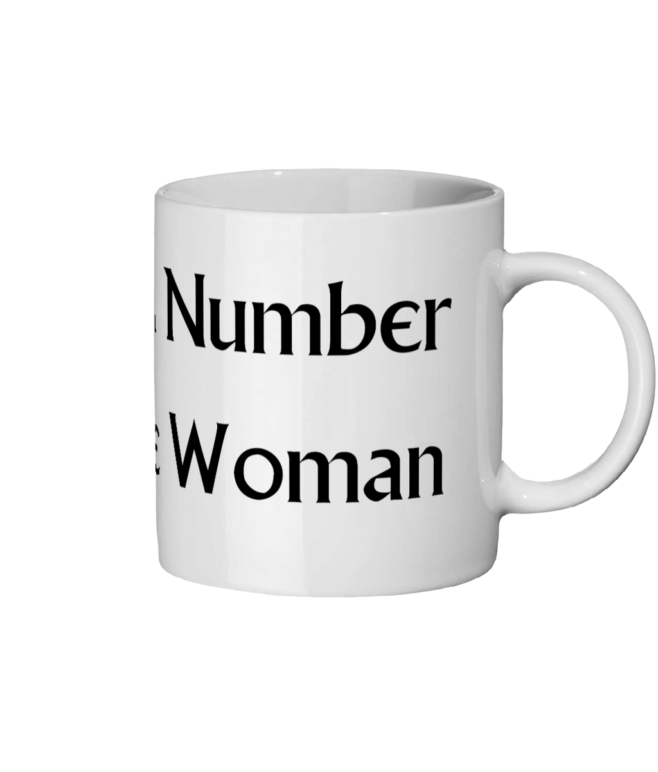 I'm Not A Number I'm A Free Woman